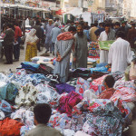 Saddar Hawker's Street