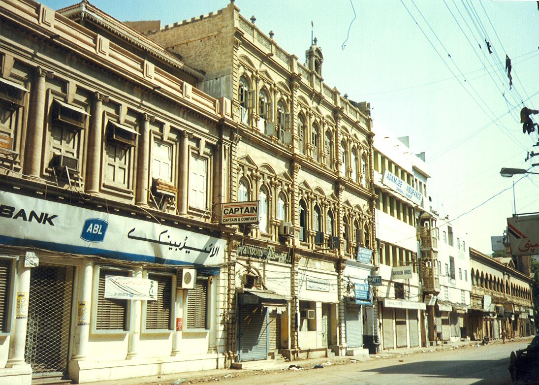 Photographs of Bohrapir, Napier Road, Bundar Road and Saddar, Karachi