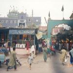 Abdullah-Shah-Ghazi-Mazaar