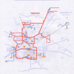 Faisalabad Plan - Water Supply Arterial Main