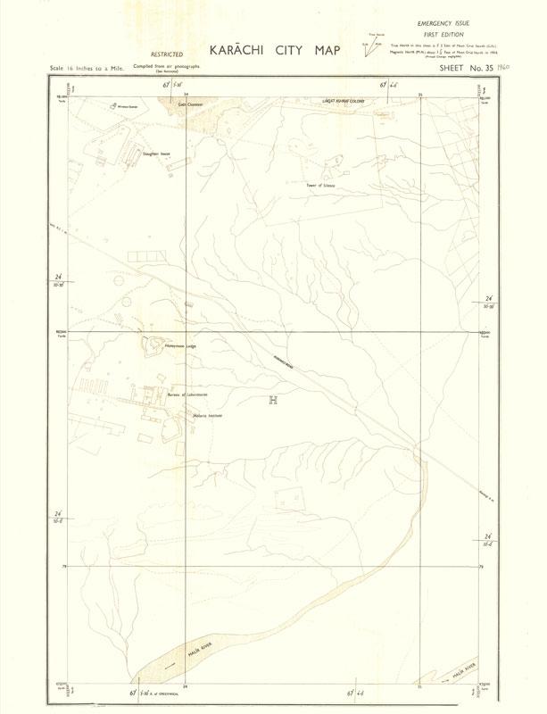 Karachi City Maps