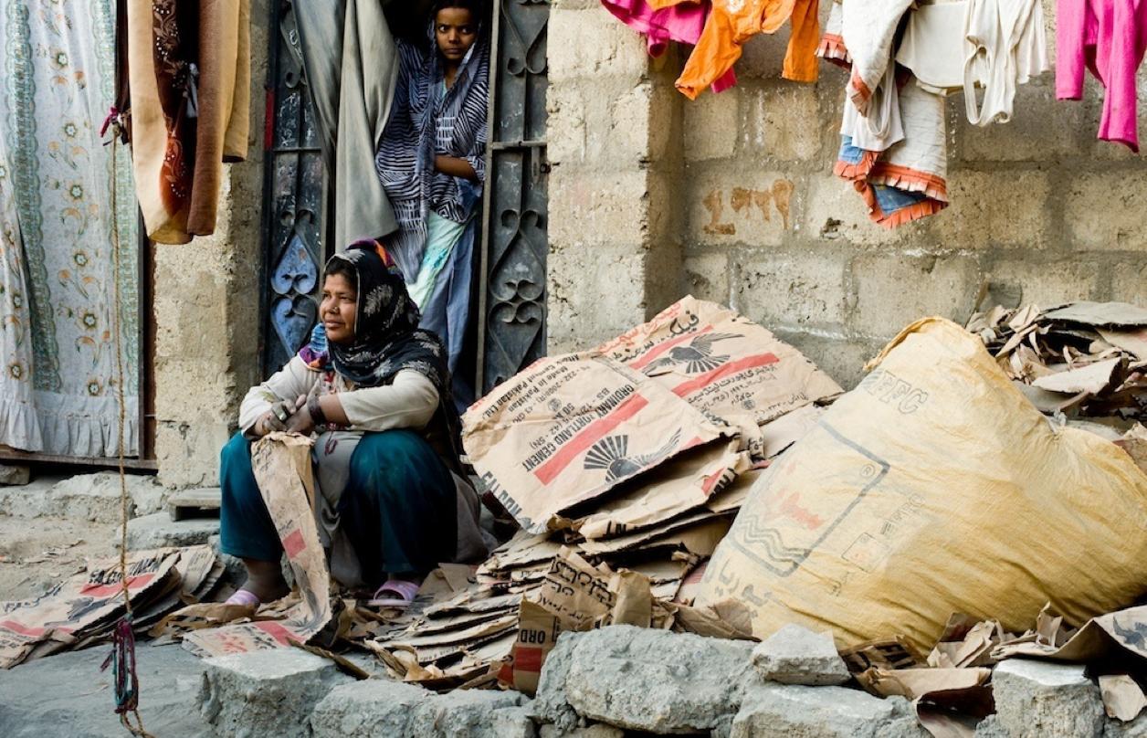 Pakistan: Urban Housing Issues